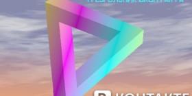 Платная реклама-техника треугольник ВКонтакте