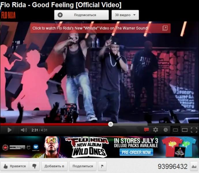 Пример музыкального видео
