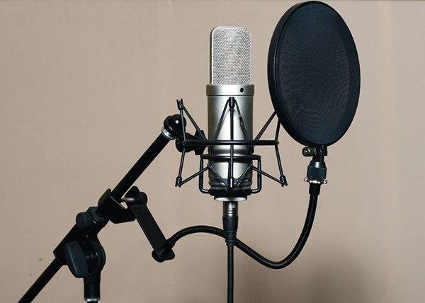 Микрофоны для записи голоса - 9a8fe