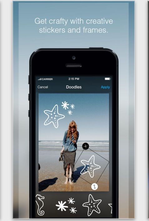 18 приложений для улучшения фотографий в Инстаграм