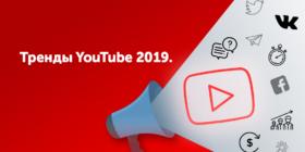 тренды youtube