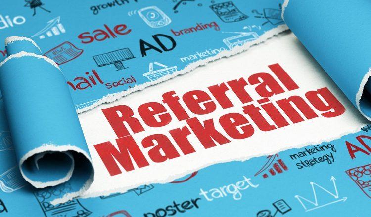 реферальный маркетинг